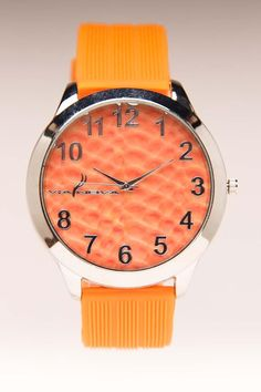 Round Classic Time Watch