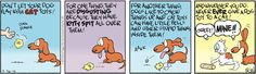 Drabble Comic Strip, March 26, 2015     on GoComics.com