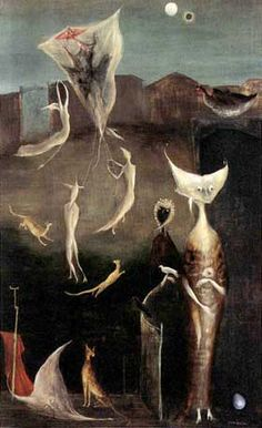 Samain. Leonora Carrington. 1951