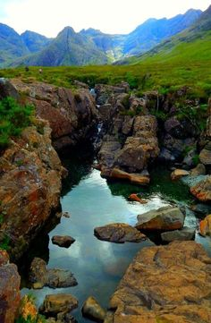 Glen Brittle, Isle of Skye, Scotland