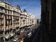Madrid, Spain -- east along the Gran Via
