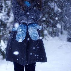 beautiful winter blues .. X ღɱɧღ ||