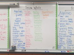 1st December, Nouns And Adjectives
