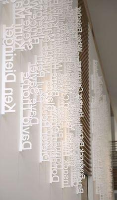 the headquarters of Ziba Design: