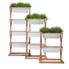 urbanature Vertical Garden 3´er - indoor/outdoor (Eiche)