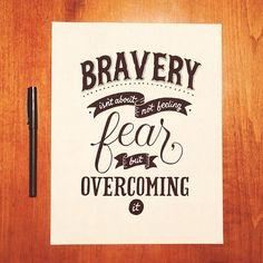Bravery. (@Todd Perry Wendorff on instagram)
