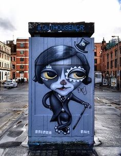 by Rainbo in Manchester, UK, 3/16 (LP)
