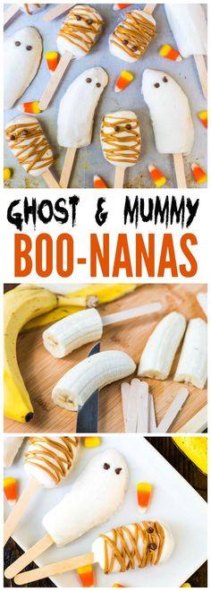 Easy BOO-NANA Banana