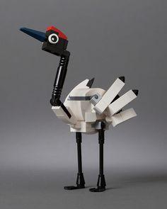 LEGO Hub Birds - China | by WhiteBrix