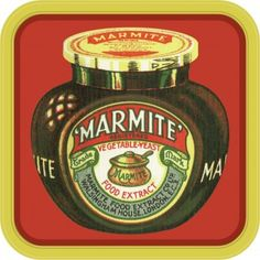 Marmite Tin Tray Pub Vintage, Vintage Pop Art, Vintage Jars, Vintage Dishes, Vintage Labels, Vintage Signs, Vintage Posters, Pop Art Posters, Food Posters