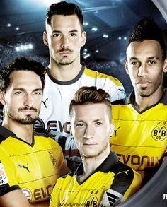 BVB squad