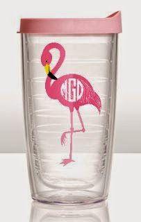 caractériELLE: La déco flamingo