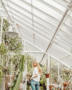 Fashion photoshoot in a greenhouse desert room Summer Photography, Family Photography, Photography Ideas, Botanical Center, Spring Photos, Diy Greenhouse, Botanical Gardens, Smith College, Wedding