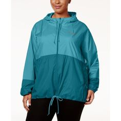 Columbia Plus Size Flash Forward Windbreaker ($50) ❤ liked on Polyvore featuring plus size women's fashion, plus size clothing, plus size activewear, plus size activewear jackets, miami, columbia, womens plus size activewear, columbia activewear and columbia sportswear