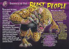 Card 30 - Beast People