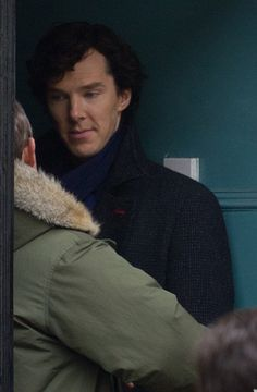 Sherlock, 4/10/2013 - His face. His FACE. and Martin. AH. I think this show is killing me but I love it too much to stop. EVER.