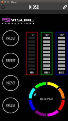 customizable touch screen user interface for lighting control, show control and systems integrations. Supports UDP and OSC. Available on iOS, Android, macOS, Windows and Ubuntu. User Interface, Red Green, Ios, Android, Touch, Windows, Lighting, Light Fixtures, Window
