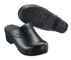 Sanita San Flex Clogs.  The shoe for every Chef!  Comfort and support all day long...easy care/breathable leather, non slip