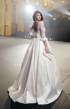Bertossi Brides at Paddington Weddings - Lace Romance