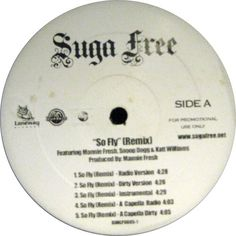 Suga Free - So Fly