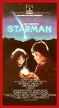 Starman (1984) The first movie that I took my wife to see.  28 years ago this December!