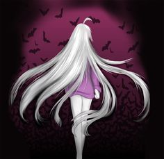 Vampire Moka from Rosario+Vamp. Vampire Moka is here Rosario Vampire Moka, Manga, Otaku, Rp Ideas, Angel And Devil, Girls Anime, Blue Exorcist, Awesome Anime, Anime Shows
