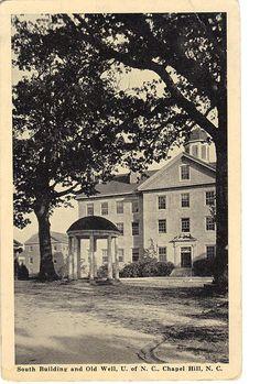 The Old Well, University of North Carolina at Chapel Hill. http://alumni.unc.edu