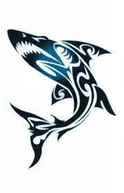 shark tattoo tribal - Recherche Google #hawaiiantattoostribal