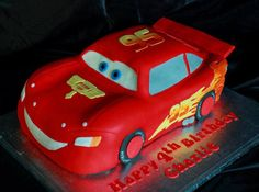 BPcreative cakes made our Lightning McQueen cake form issue 2. #disneycakes