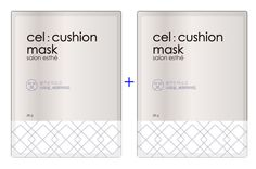 [Amore Pacific] Salon Esthe Cel Cushion Mask Sheet 1+1, Mask Pack, Thick Sheet #Aritaum