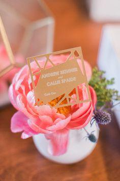 Creative Fig House LA wedding: Callie + Andrew