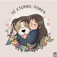 Love Pet, I Love Dogs, Puppy Love, Mundo Animal, My Animal, Animals Beautiful, Cute Animals, Schnauzer Art, Girl And Dog