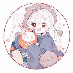 画像 Neko Kawaii, Kawaii Anime Girl, Anime Art Girl, Cute Anime Pics, Cute Anime Boy, Anime Neko, Manga Anime, Chibi Boy, Anime Angel