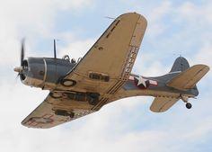 zainisaari:  Douglas SBD Dauntless dive bomber... - British Eevee