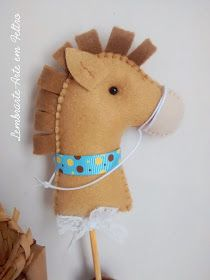 Crochet ideas that you'll love Horse Birthday Parties, Cowboy Birthday, Farm Birthday, Kids Crafts, Felt Crafts, Diy And Crafts, Cowboy Theme Party, Horse Party, Anniversaire Cow-boy