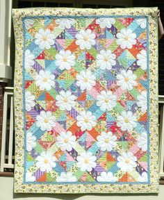 Blossoms by Amanda Murphy | Quilting Pattern