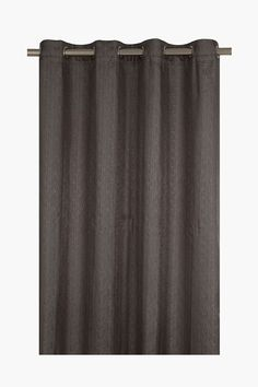 This eyelet curtain is made from a richly textured polyester making it perfect for introducing texture and interest into a room. The simple elegance of thi Cafe Curtains, Curtains With Blinds, Simple Elegance, Elegant, Garden Cottage, Home Decor Shops, Rug Runner, Texture