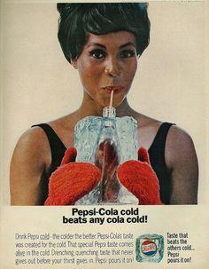 Pepsi ad (1965)