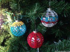Crochet Ornaments - pretty, pretty!!