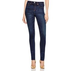 rag & bone/Jean Skinny Jeans in Bedford ($198) ❤ liked on Polyvore featuring jeans, bedford, dark wash denim jeans, skinny leg jeans, denim jeans, denim skinny jeans and dark wash skinny jeans