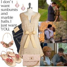 anne of green gables romance style <3