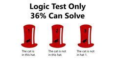The Cat In The Hat Puzzle Mathematics, The Creator, It Works, Puzzle, Hat, Youtube, Math, Riddles, Hats