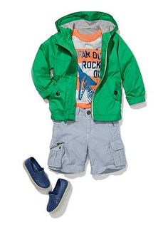 Baby Clothing: Toddler Boy Clothing: Outfits we  New: Spring Break | Gap