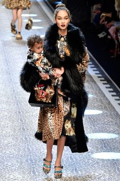 A Guide to the 47 Famous 'Real' People Who Just Walked the Dolce & Gabbana Catwalk Real People, Giorgio Armani, Catwalk, Milan, Beautiful People, Personal Style, Runway, Women Wear, Hollywood