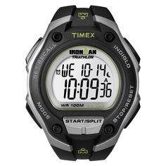 3d22e9aeaf03 Men s Timex Ironman Classic 30 Lap Digital Watch - Black T5K412JT