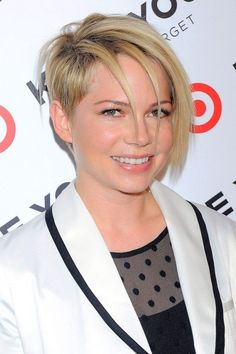 Bold, Bright....Possibly the right thing for you while going through chemo...  15 Bold Winter Hairstyles to Try in 2014