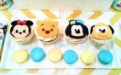 Disney Tsum Tsum Baby Shower Party Ideas | Photo 7 of 16