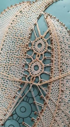 Bobbin Lace Patterns, Point Lace, Lace Making, Lace Design, Textile Art, Weaving, Beads, Knitting, Crochet