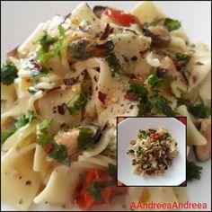 #pastecumidii #mypassion #homerecipe #ReteteAAndreeaAndreea #mândrăcăsuntromâncă🇷🇴 #loveRomânia #loveiași Pasta Salad, Potato Salad, Potatoes, Ethnic Recipes, Instagram, Rome, Crab Pasta Salad, Potato, Cold Noodle Salads