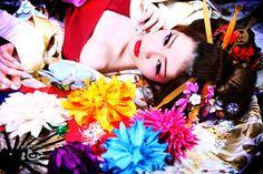 素敵なお客様紹介(*´▽`*)~カレナ様~ の画像 心のフォトブログ~京都の舞妓・花魁体験、着物レンタル、変身写真スタジオ~